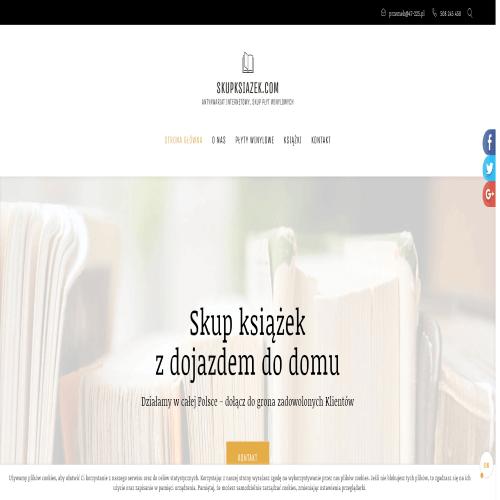 Skup książek - Bydgoszcz