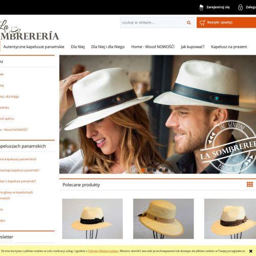 Modnych kapelusze panamskie