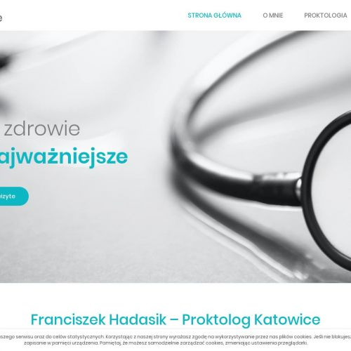Najlepszy proktolog - Katowice