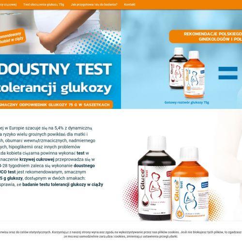 Test obciążenia glukozą