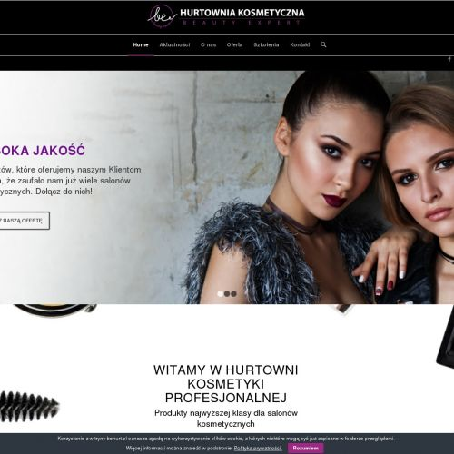 Produkty dla szkół i gabinetów kosmetycznych