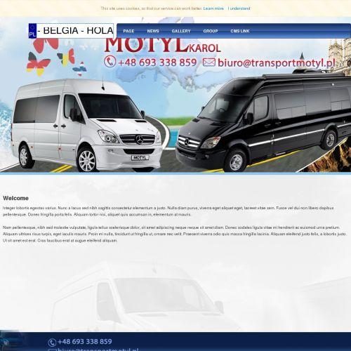 Przewóz przesyłek z Polski do Belgii