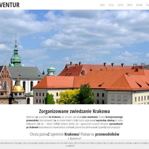 Indywidualnie zwiedzanie Krakowa