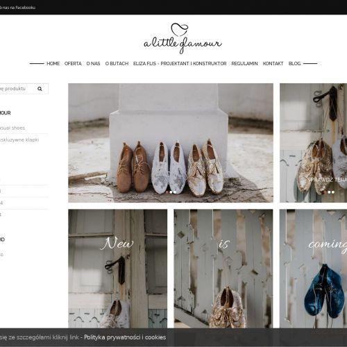 Skórzane buty od projektantów