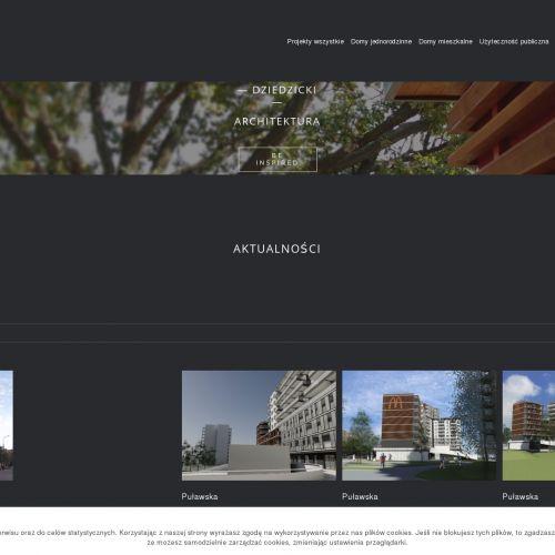 Projekt budowlany wielobranżowy
