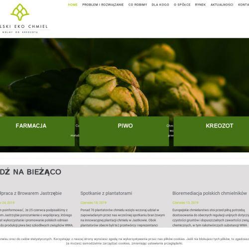 Piwo ekologiczne