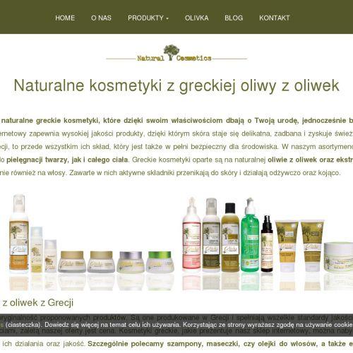 Oliwkowy szampon