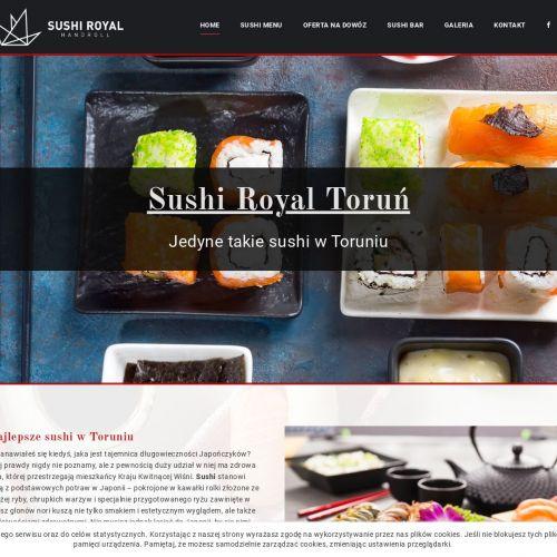 Sushi bar w Toruniu