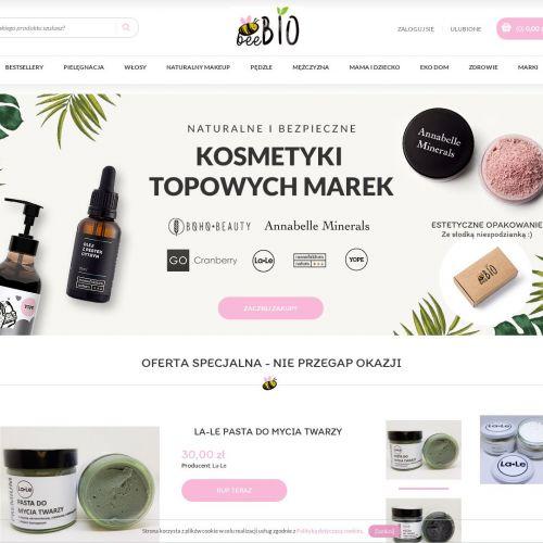 Naturalne polskie kosmetyki dla dzieci