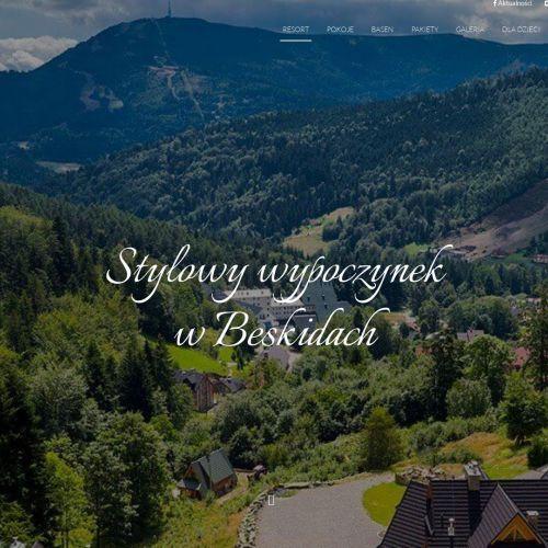 Domki na sylwestra i święta w górach