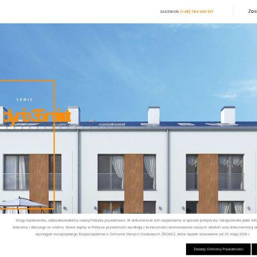 Nowoczesne domy na sprzedaż