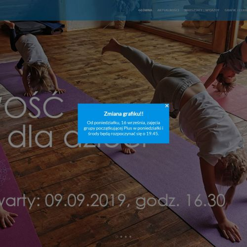 Szkoła jogi - Kraków