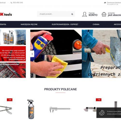 Narzędzia do zakładów naprawczych