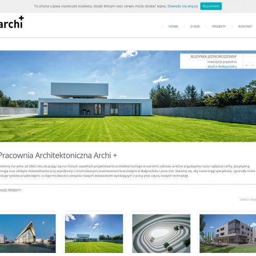 Biuro architektoniczne w Białymstoku