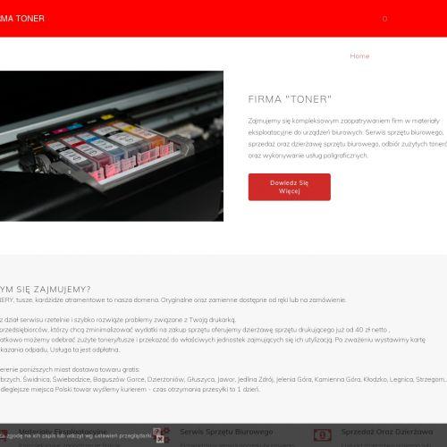 Dzierżawa drukarek laserowych – Wałbrzych