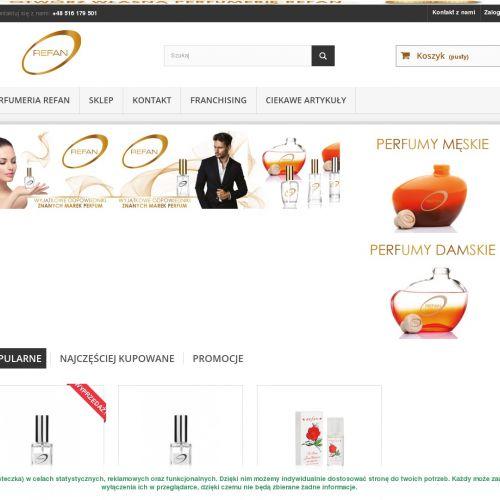 Sklep online z zamiennikami markowych perfum