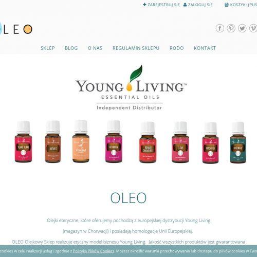 Olejki Young Living
