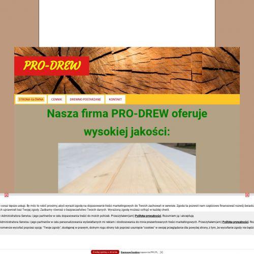 Imitacje półbali i podbitki dachowe