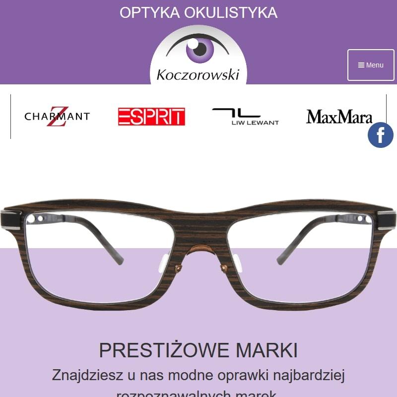 Optyk w Krakowie