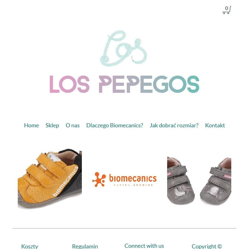 Sklep internetowy z butami dla dzieci