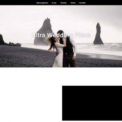 Teledyski ślubne i artystyczne filmy