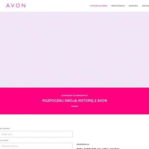 Zostań konsultantką Avon w Poznaniu