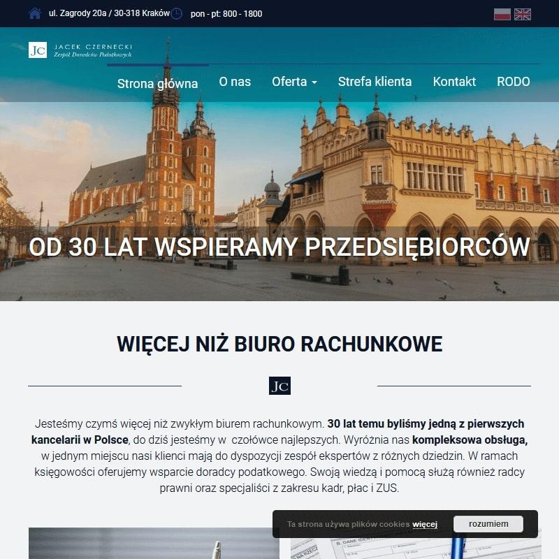 Kancelaria podatkowa w Krakowie