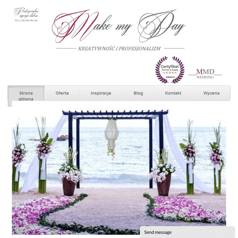 Planowanie oraz profesjonalna organizacja ślubu