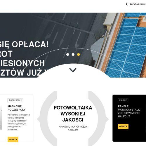 Instalacje fotowoltaiczne dla Klientów z Lublina