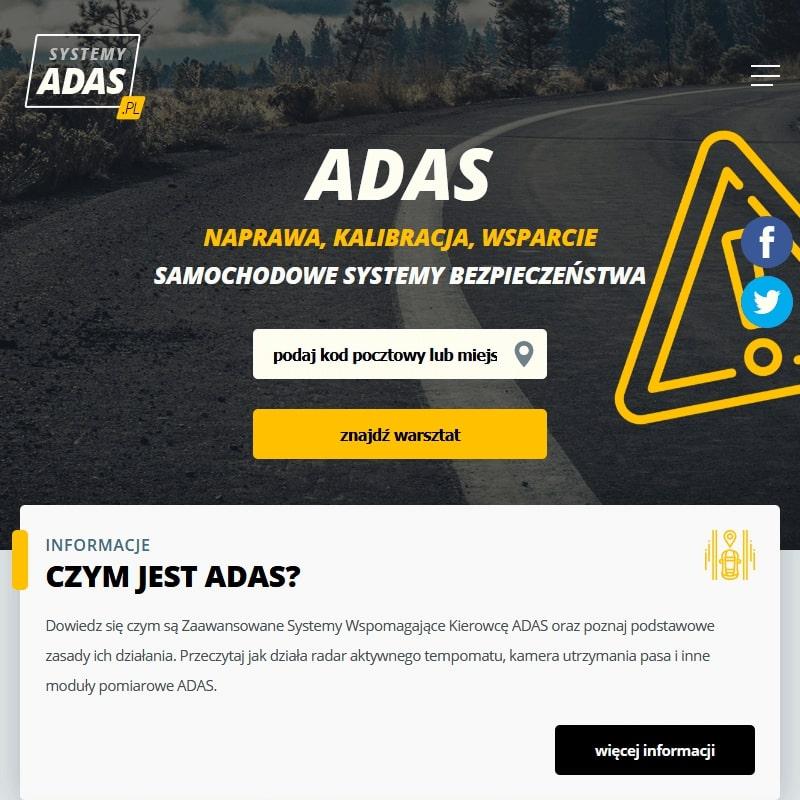 Kalibracja ADAS