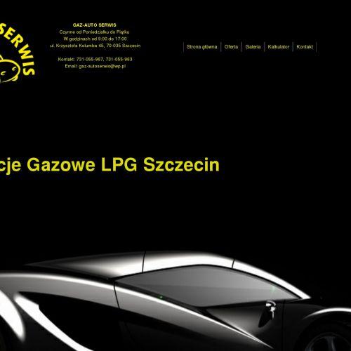 Montaż instalacji gazowych LPG
