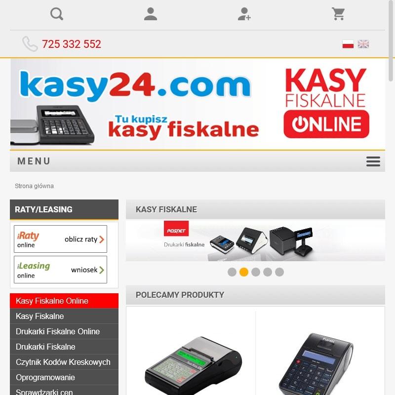 Kasy Novitus, Posnet, Datecs i Farex