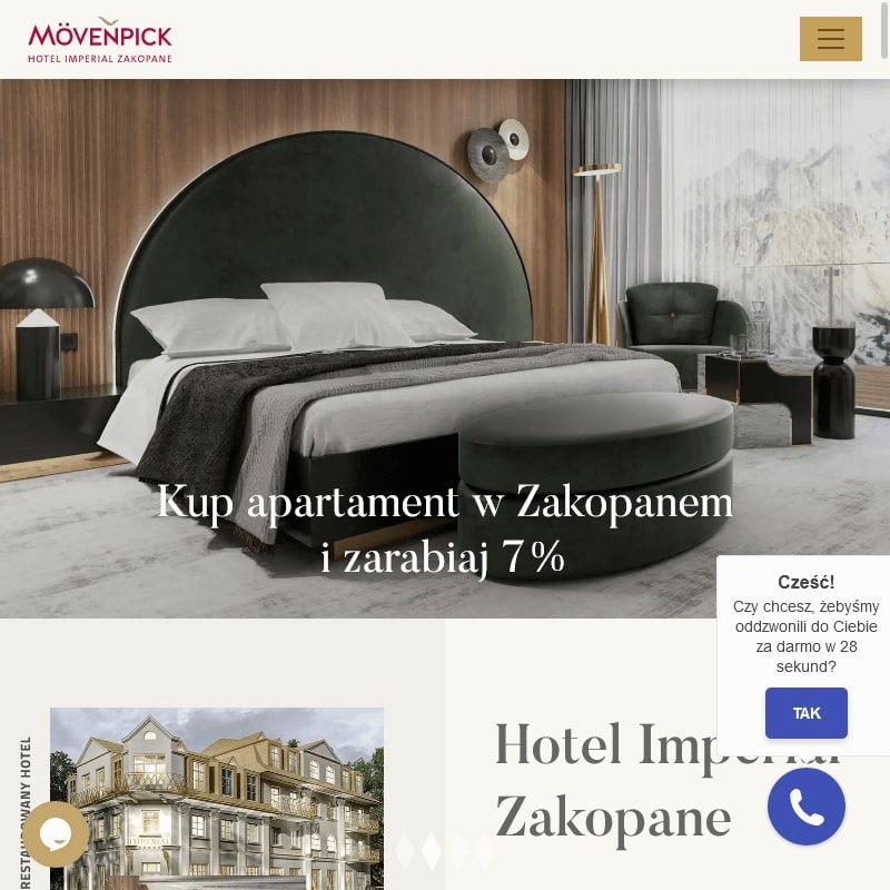 Luksusowe apartamenty na sprzedaż