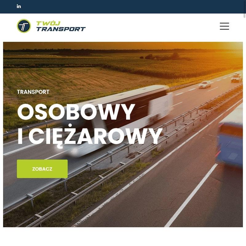 Przewóz osób busami w Łodzi
