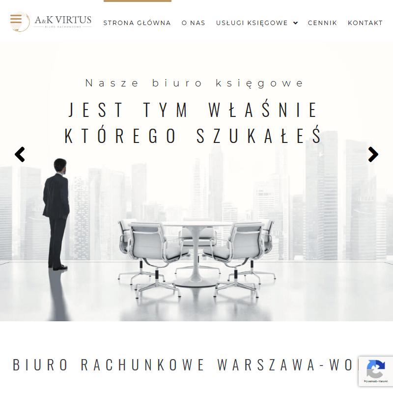 Tanie biuro rachunkowe w Warszawie