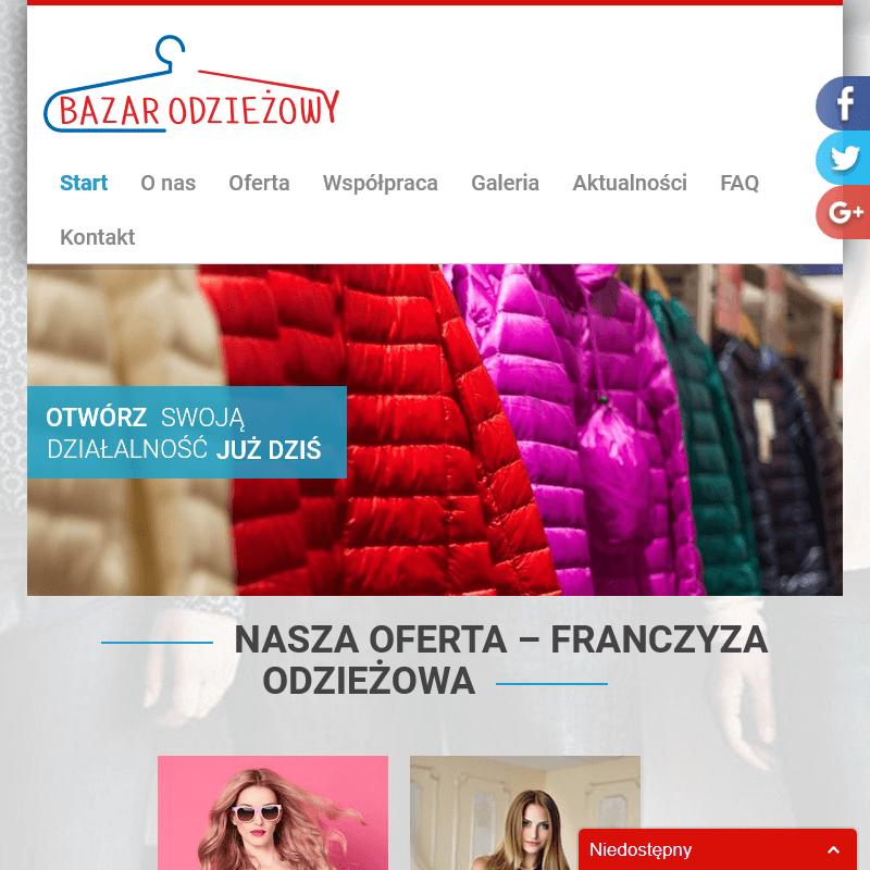 Sklepy franczyzowe - Poznań