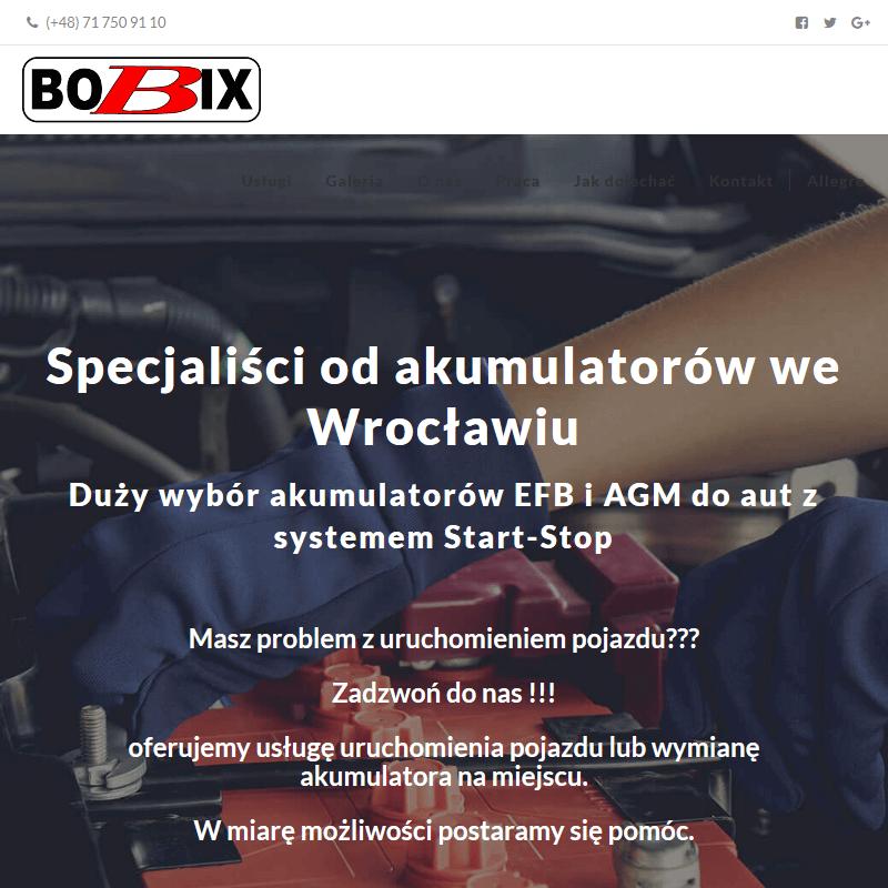 Regeneracja akumulatorów - Wrocław