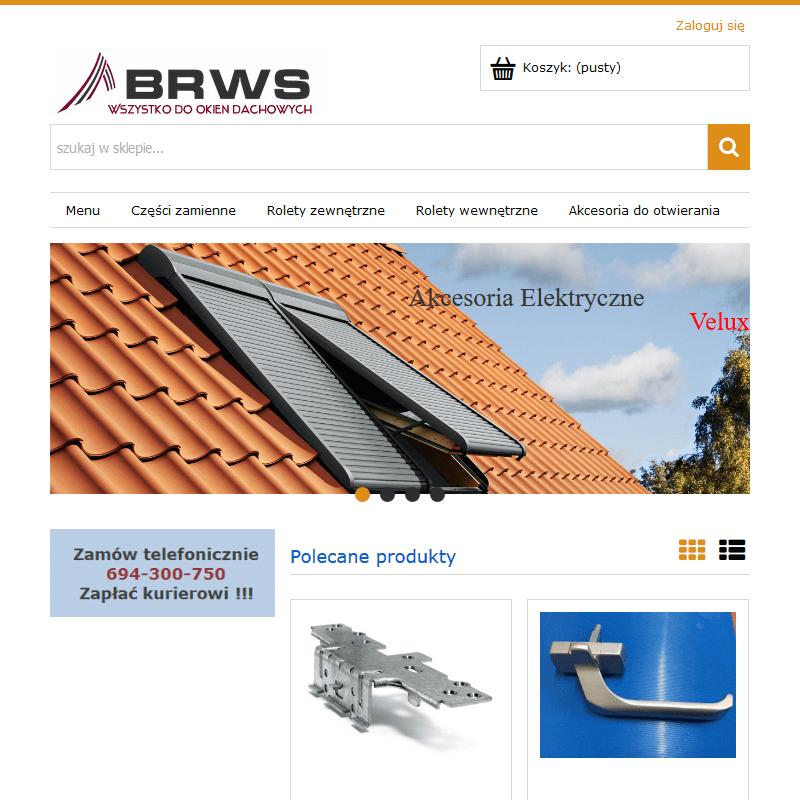 Systemy sterowania do okien dachowych Velux