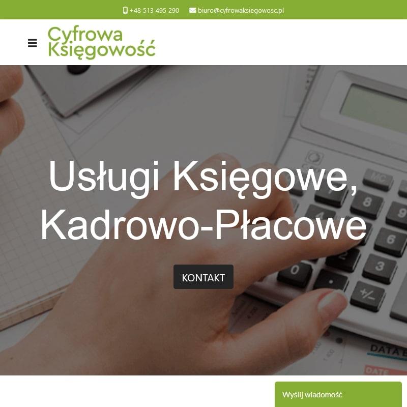 Biuro rachunkowe online z siedzibą koło Warszawy