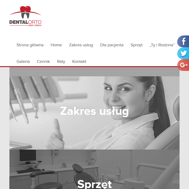 Dentysta - Milanówek