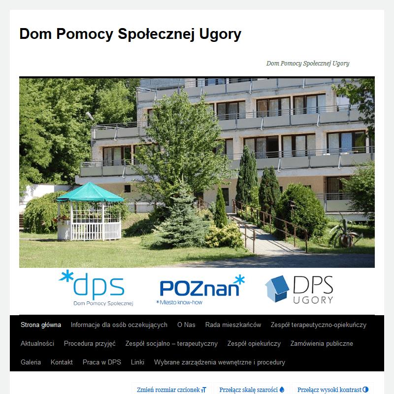 Dom Opieki Społecznej - Poznań