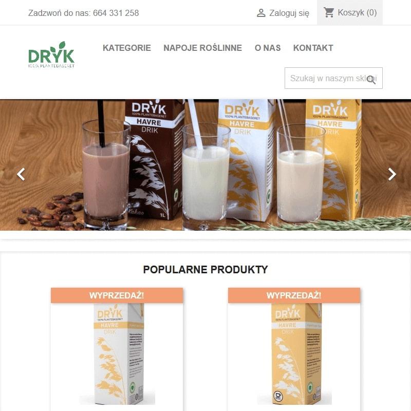 Mleko owsiane i czekoladowe dla baristów
