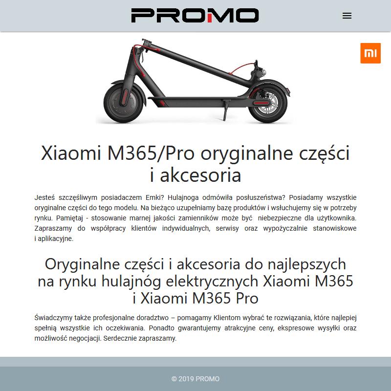 Błotnik do Xiaomi M365
