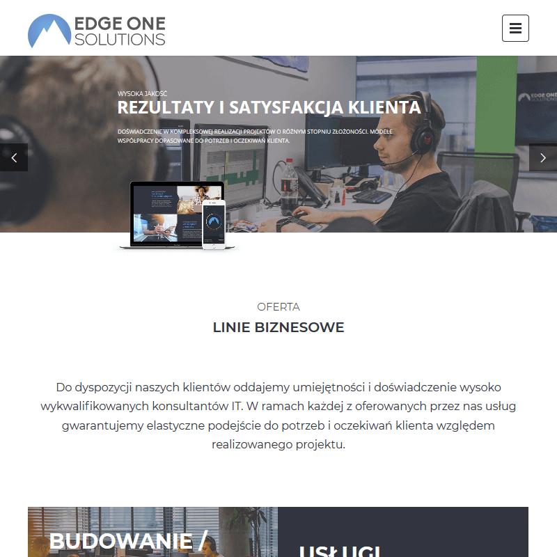 Kompleksowa realizacja projektów IT - Kraków