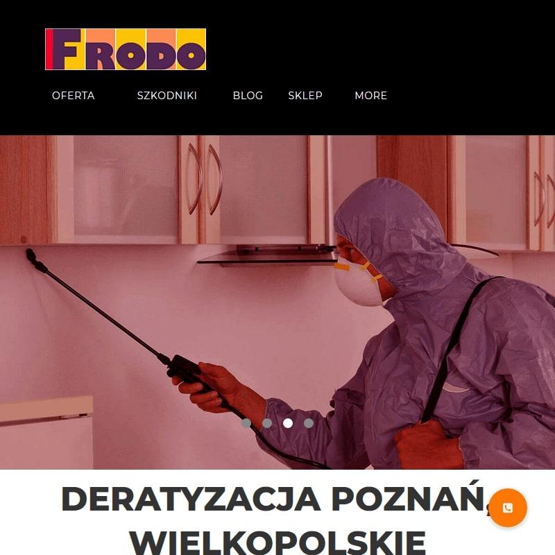 Usługi deratyzacyjne w Poznaniu