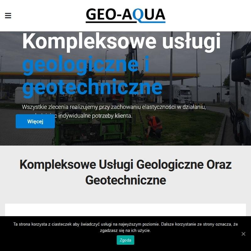 Badania zanieczyszczeń gruntu
