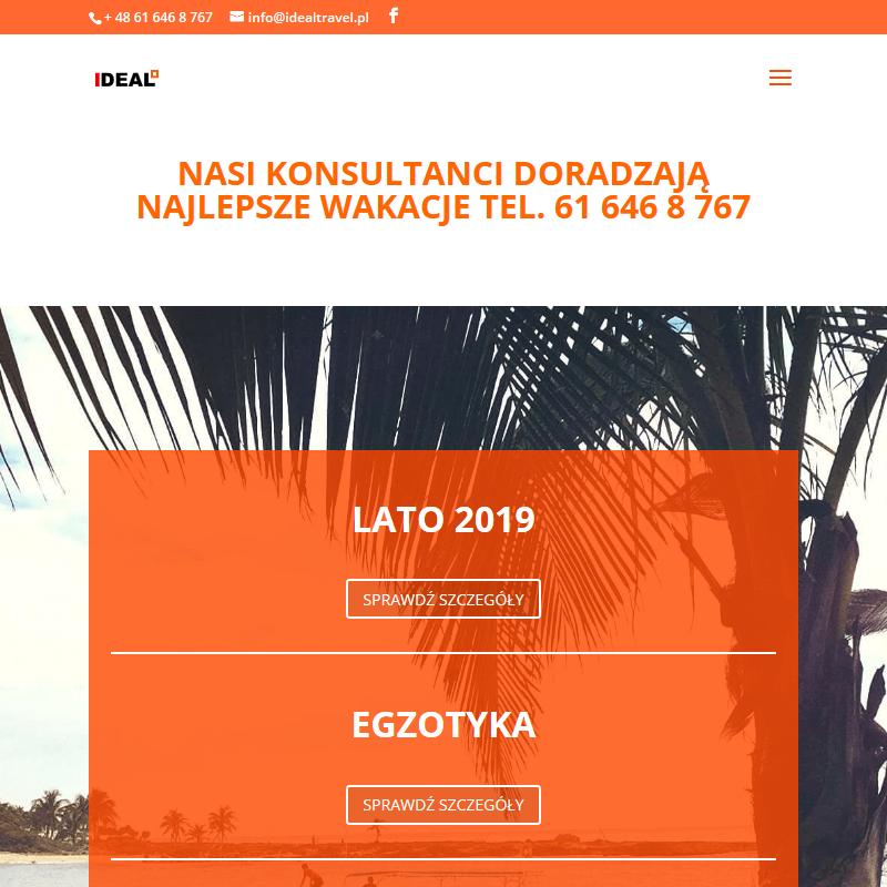 Rodzinne wakacje 2019 z Poznania