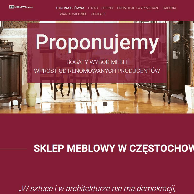 Sypialnie - Czestochowa