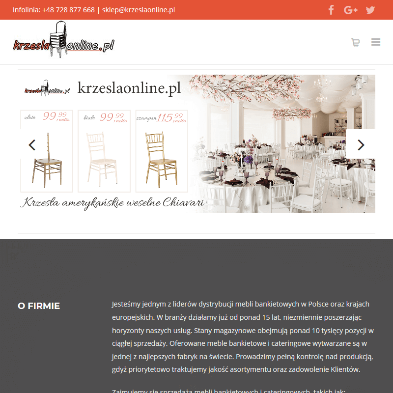 Designerskie krzesła nowoczesne