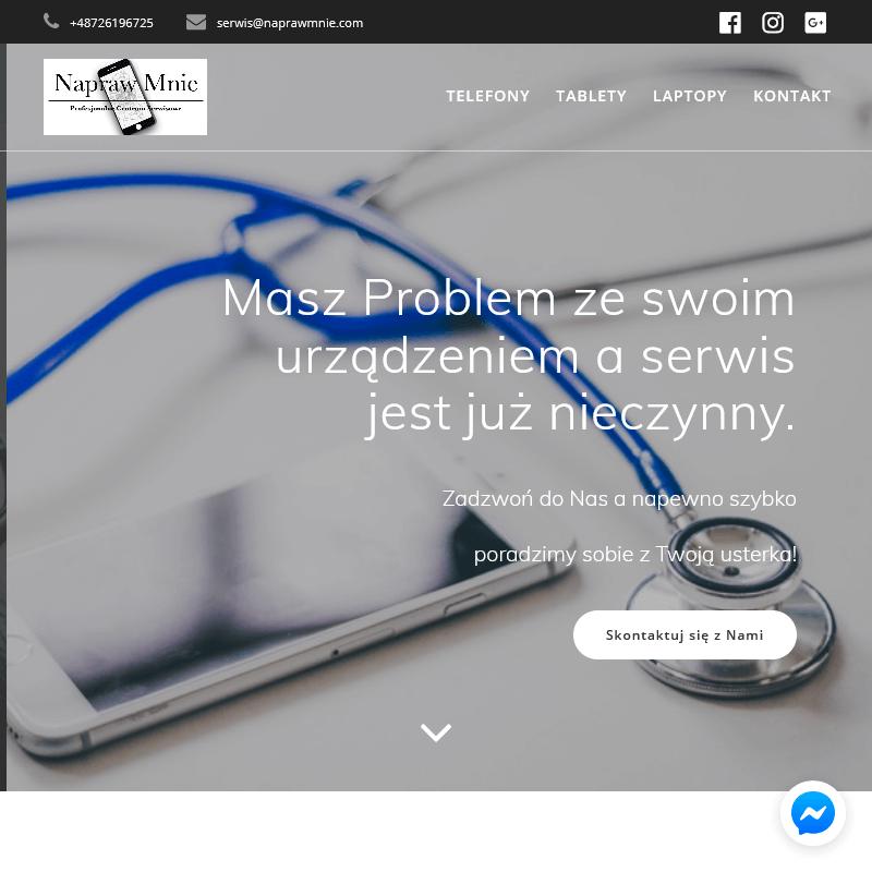 Autoryzowany serwis iPhone'ów w Poznaniu